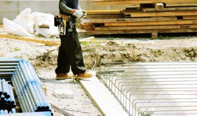 建築、土木工事に関わる土木作業員